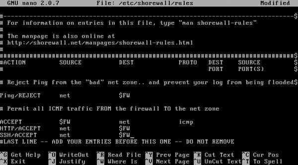 ConfigServer ModSecurity Kurulumu